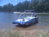 Anyone still wakeboard? - last post by hammer